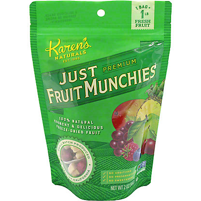 Just Tomatoes, Etc.! Fruit Munchies,2 oz