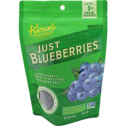 Just Tomatoes, Etc.! Just Blueberries,2 oz