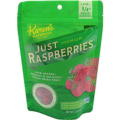 Just Tomatoes, Etc.! Just Raspberries,1.5 oz
