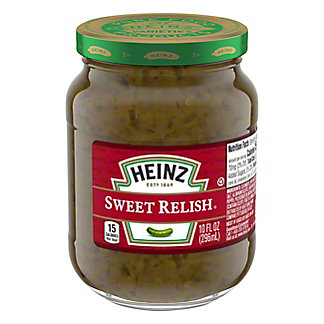 Heinz Sweet Relish,10 OZ