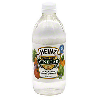 Heinz Distilled White Vinegar 5% Acidity,16 OZ