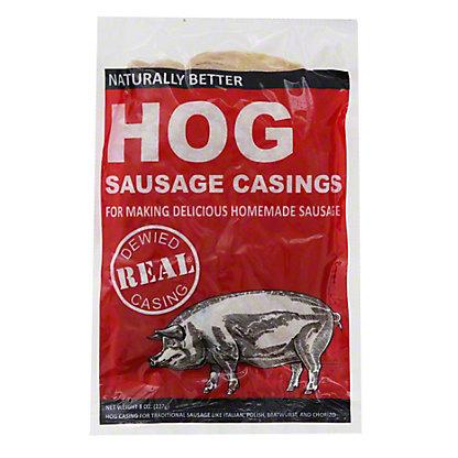 Dewied Sausage Casings, 8  oz