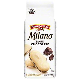 Pepperidge Farm Milano Dark Chocolate Cookies,6 OZ