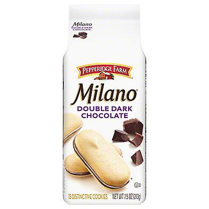 Pepperidge Farm Milano Double Chocolate Cookies,7.5 OZ