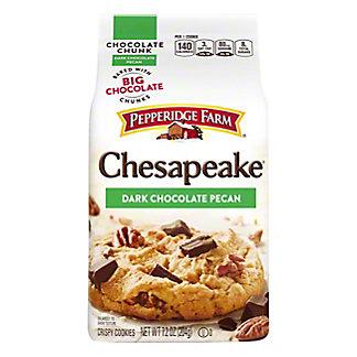 Pepperidge Farm Chesapeake Dark Chocolate Pecan Crispy Cookies,7.2 OZ