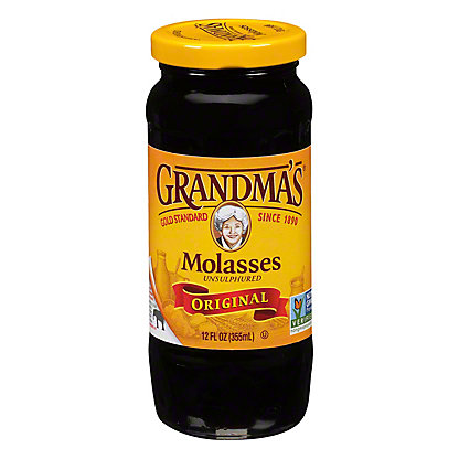 Grandma's Original Molasses Unsulphured,12 OZ