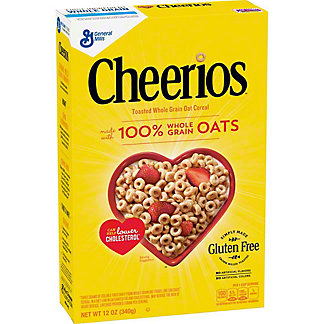 General Mills Cheerios Cereal, 12 oz