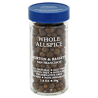 Morton & Bassett Allspice, Whole,1.4 OZ