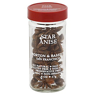 Morton & Bassett Star Anise,0.6 OZ