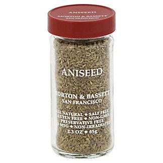 Morton & Bassett Aniseed, 2.3 oz