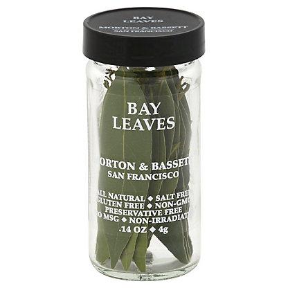 Morton & Bassett Bay Leaves,0.14 OZ