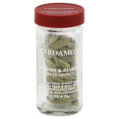 Morton & Bassett Cardamom, 0.9 oz