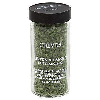 Morton & Bassett Chives,0.15 OZ