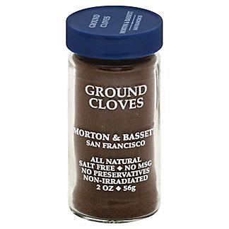 Morton & Bassett Ground Cloves,2.4 OZ