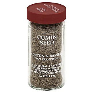 Morton & Bassett Cumin, Seed,2 OZ