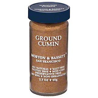 Morton & Bassett Ground Cumin,2.3 OZ