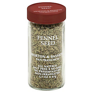 Morton & Bassett Fennel Seed,1.9 OZ