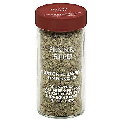 Morton & Bassett Fennel Seed,1.9 OZ