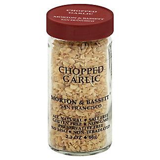 Morton & Bassett Chopped Garlic,2.3 OZ