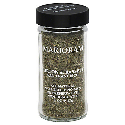Morton & Bassett Marjoram,0.4 OZ
