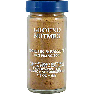 Morton & Bassett Ground Nutmeg,2.3 OZ