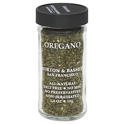 Morton & Bassett Oregano,0.6 OZ