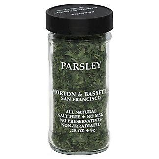 Morton & Bassett Parsley,0.28 OZ