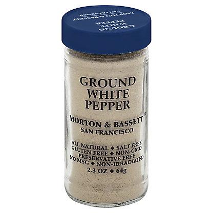 Morton & Bassett Ground White Pepper,2.3 OZ