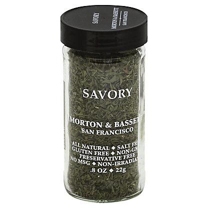 Morton & Bassett Savory, 0.8 oz