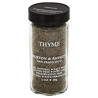 Morton & Bassett Thyme,1 OZ