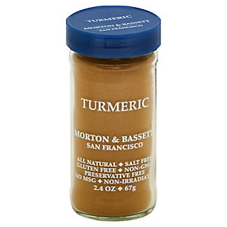 Morton & Bassett Turmeric,2.4 OZ