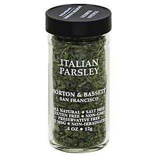 Morton & Bassett Italian Parsley,0.4 OZ