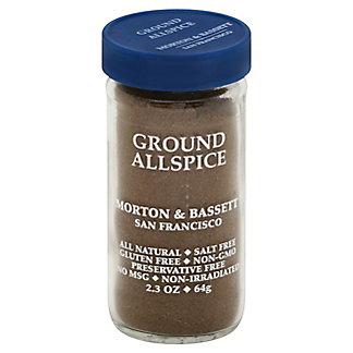 Morton & Bassett Ground Allspice,2.3 OZ