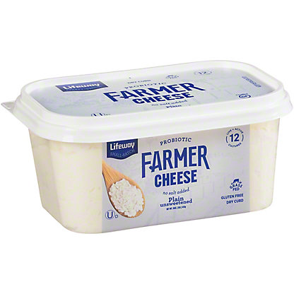 Lifeway Farmer Cheese Probiotics, 16 oz