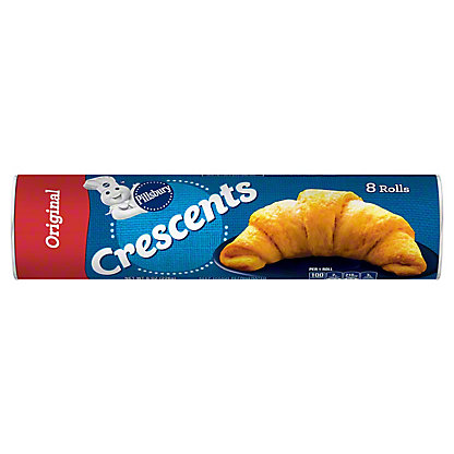 Pillsbury Original Crescent Dinner Rolls, 8 ct