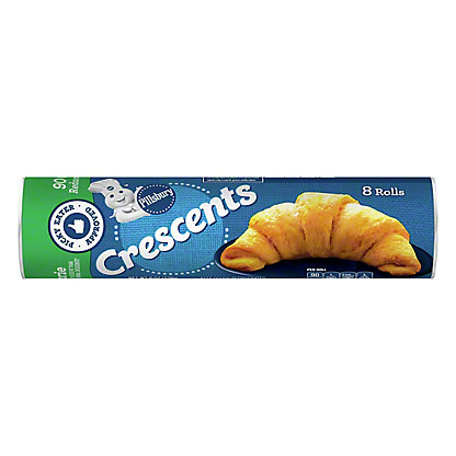 Pillsbury Reduced Fat Crescent Dinner Rolls,8 CT