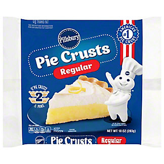 Pillsbury Pillsbury Regular Pie Crusts,2 ct