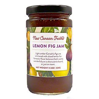 New Canaan Farms Lemon Fig Jam,11.5OZ