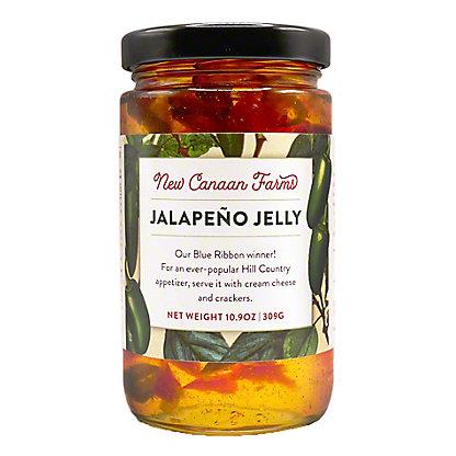 New Canaan Farms Jalapeno Jelly,10.9OZ