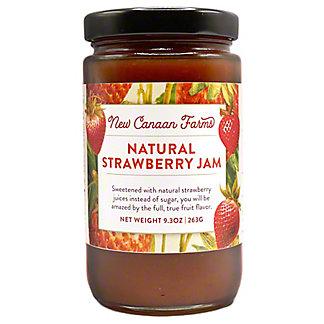 New Canaan Farms Sugar Free Strawberry Jam,9.5OZ