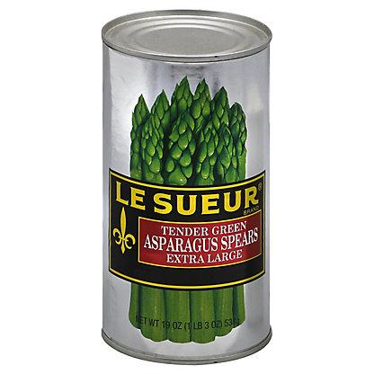 Le Sueur Extra Long Asparagus Spears,19 OZ