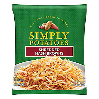 Simply Potatoes Shredded Hash Browns,20 oz