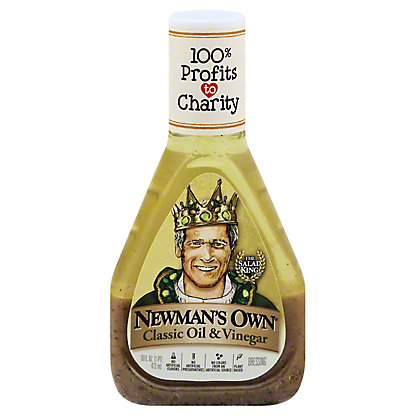 Newman's Own Olive Oil and Vinegar Dressing,16 OZ
