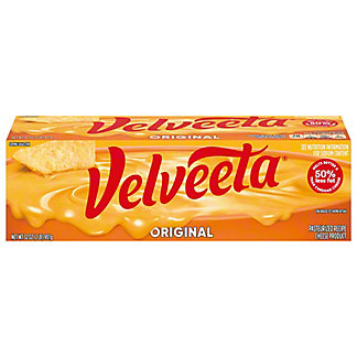 Kraft Velveeta Pasteurized Prepared Original Cheese,32 OZ