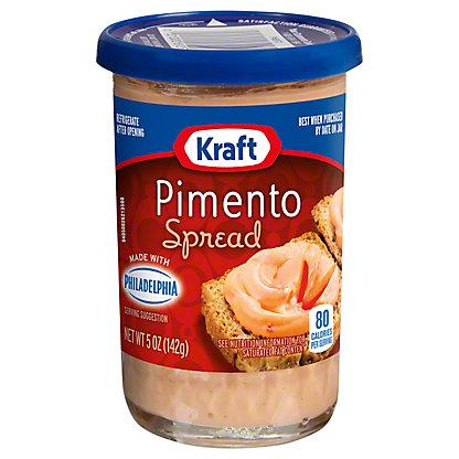 Kraft Spread, Pimento, 5 OZ