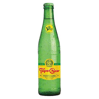 Topo Chico Lime Flavor Sparkling Water, 11.5 oz
