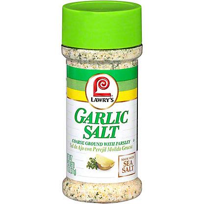 Lawry's Coarse Ground Garlic Salt with Parsley, 11 oz