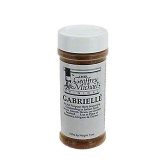 Chef Geoffrey Michael's Gabrielle Spice, 5 oz