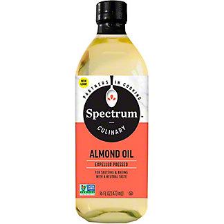 Spectrum Almond Oil,16.00 oz