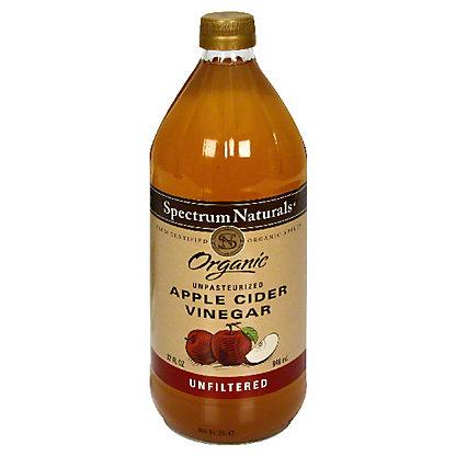 Spectrum Organic Organic Apple Cider Vinegar,32OZ